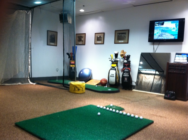 TPC Potomac Indoor Golf Facility