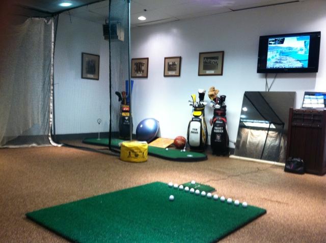TPC Potomac Indoor Golf Facility